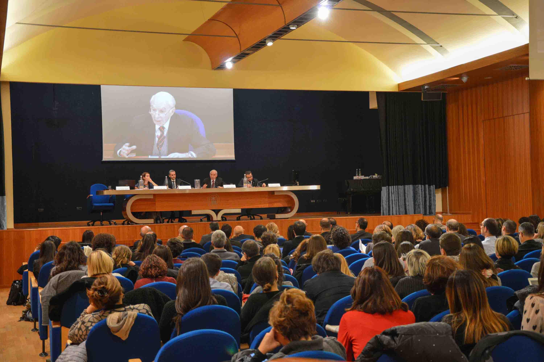 Auditorium santa maria in gradi conferenza adim