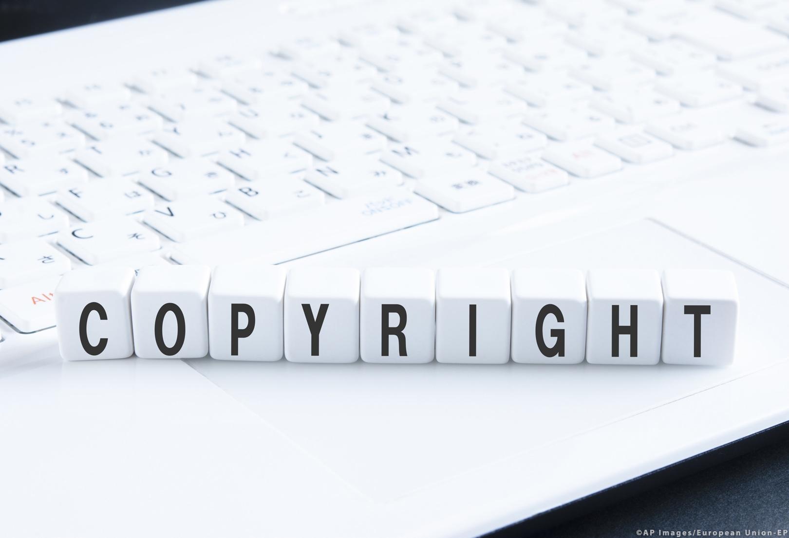 copyright parlamento europeo
