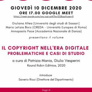 Il Copyright nell'era digitale: problematiche e casi studio